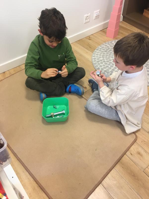 atelier montessori A